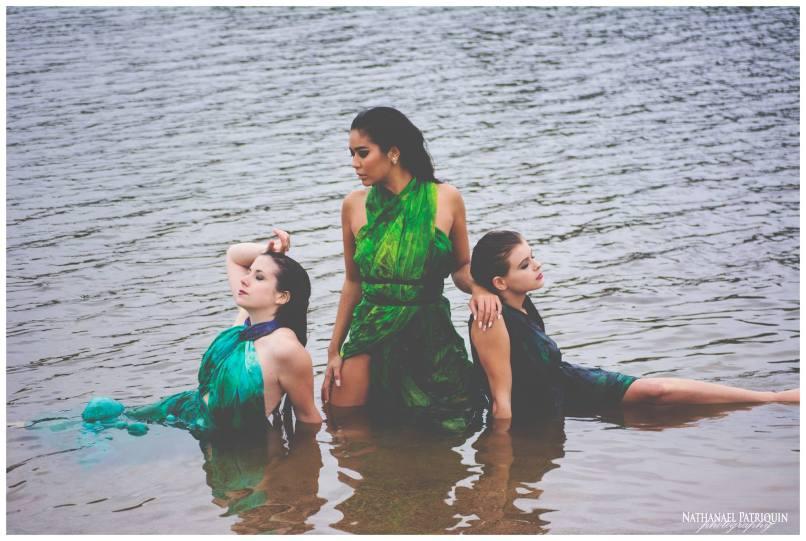 Lake goddesses