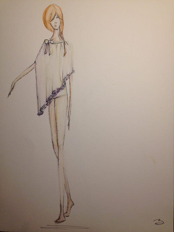 Sketch: Michelle Duncan